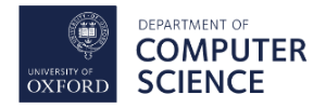 University of Oxford - Department of Computer Science logo